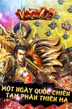 Vua Tam Quốc - Mộng Bá Vương screenshot 1