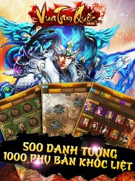 Vua Tam Quốc - Mộng Bá Vương screenshot 7