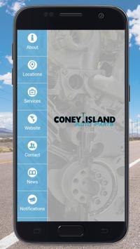 Coney Island Auto Parts poster