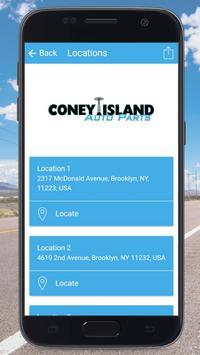 Coney Island Auto Parts screenshot 1