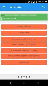 superVize Free - Unofficial Centreon client screenshot 3