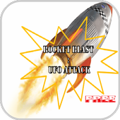 Rocket Blast : UFO Attack icon