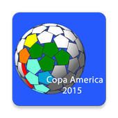 Prode Copa America Chile 2015 icon