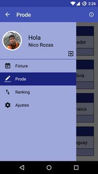 Prode Copa America Chile 2015 poster