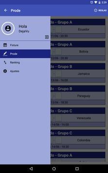 Prode Copa America Chile 2015 screenshot 3