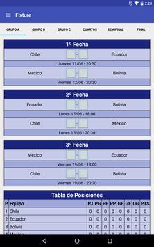 Prode Copa America Chile 2015 screenshot 5