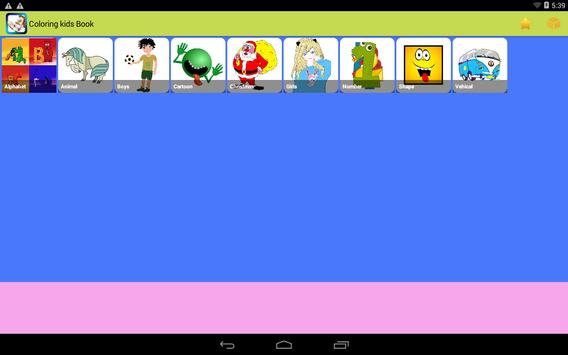 Färbung Kinderbuch 2017 apk screenshot