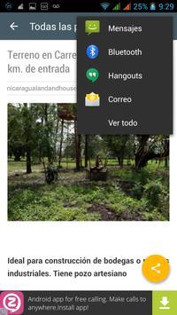 Nicaragua Land & Houses apk screenshot