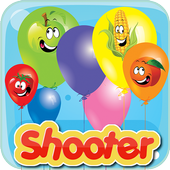Fruit Bubble Balloon Shooter Connect Match 3 icon