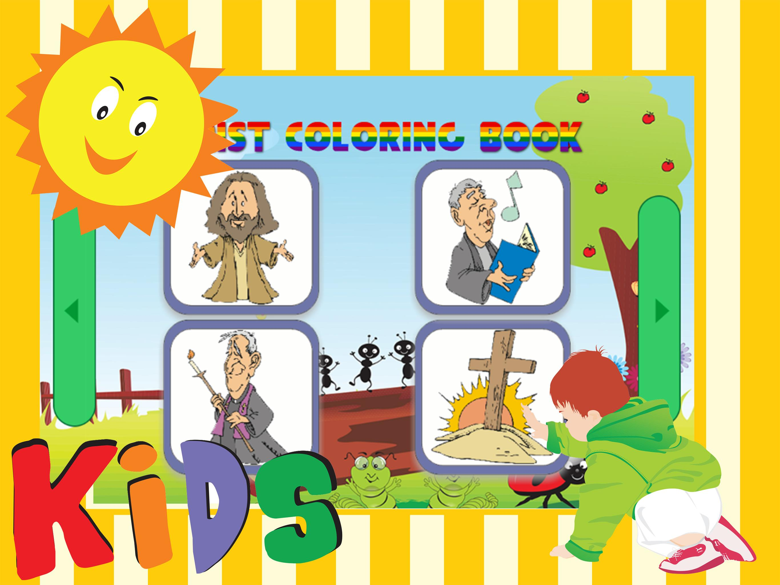 LDS Christ Coloring Book Free for Android - APK Download