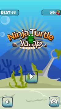 Tiny Ninja Hero Jump Dash poster
