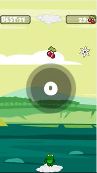 Tiny Ninja Hero Jump Dash screenshot 1