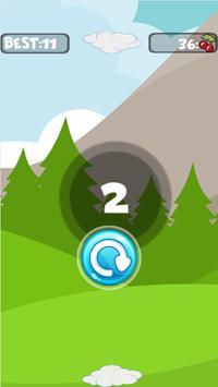 Tiny Ninja Hero Jump Dash screenshot 3