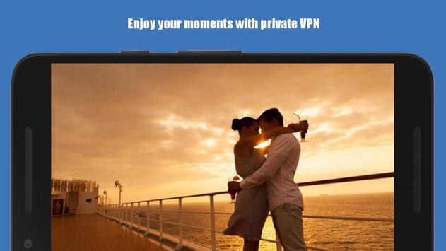 Super Private VPN Free poster