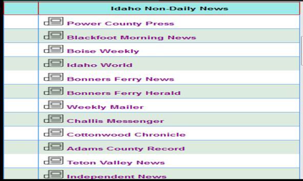 Idaho News apk screenshot
