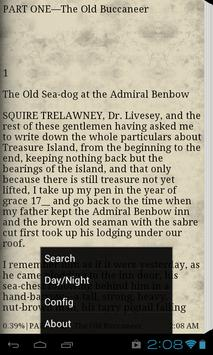 Treasure Island Free eBook App screenshot 10
