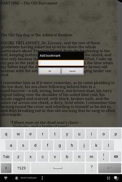 Treasure Island Free eBook App screenshot 8