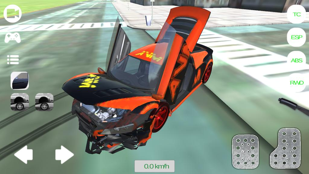 extreme car driving 2 mod apk android 1