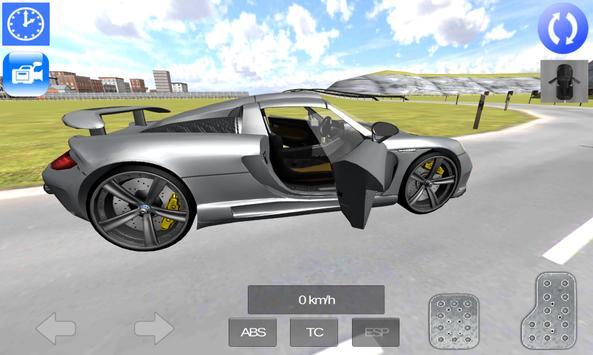 Free Car Driving screenshot 1