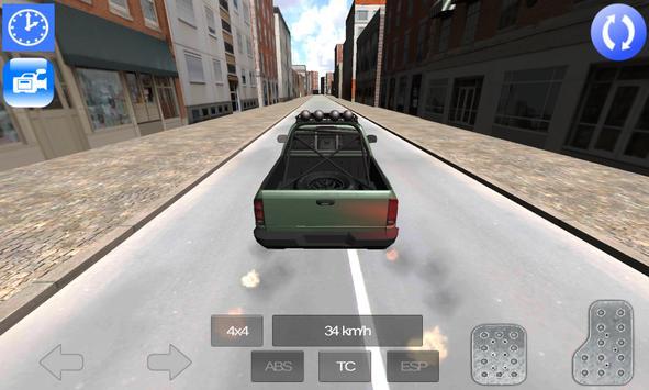 Free Car Driving screenshot 5
