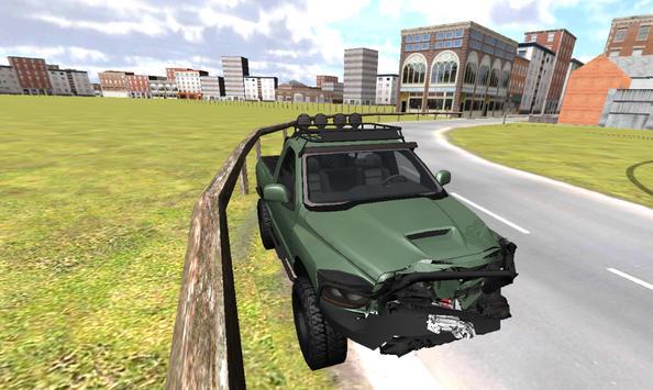 Free Car Driving screenshot 8