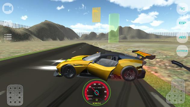 Free Car Simulator screenshot 11