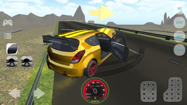 Free Car Simulator screenshot 1