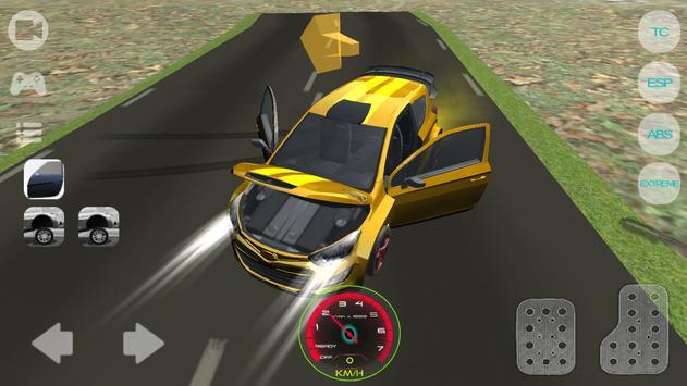 Free Car Simulator screenshot 21