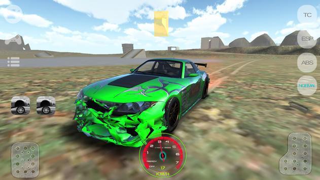 Free Car Simulator screenshot 2