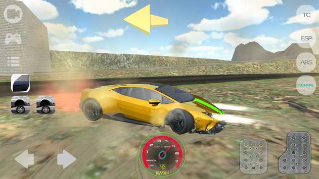 Free Car Simulator screenshot 7