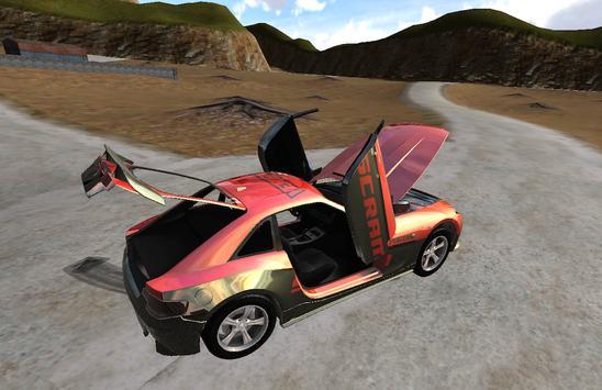 Furious Car Driving screenshot 6