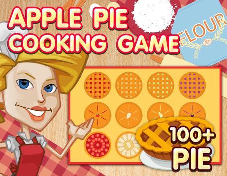 Apple Pie Cooking Games screenshot 2
