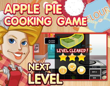 Apple Pie Cooking Games screenshot 4