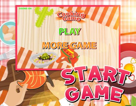 Cooking Stand Restaurant Game poster