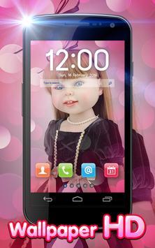 ตุ๊กตาลูกเทพ วอลเปเปอร์ apk screenshot