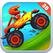 Hill Racing 3D icon