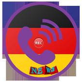 call recorder auto (German) icon