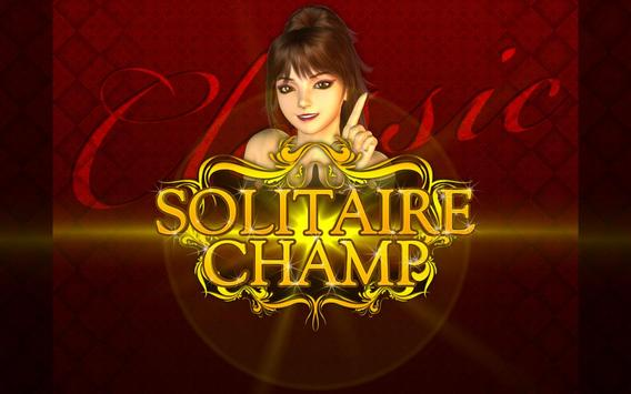 Classic Solitaire Champ poster