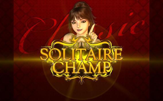 Classic Solitaire Champ screenshot 5
