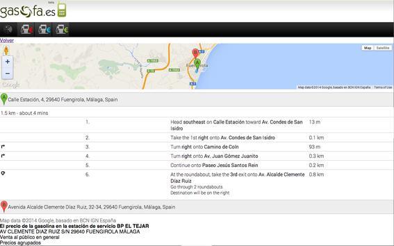 El Precio De La Gasolina For Android Apk Download