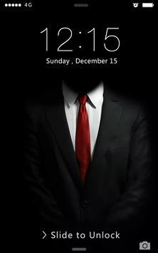 Black Boss ScreenLock apk screenshot