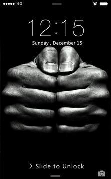 Black Life ScreenLock apk screenshot