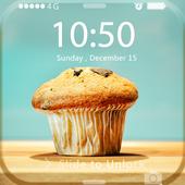 Screen Lock Cake icon