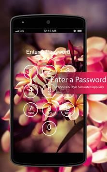 Cherry Blossom ScreenLock apk screenshot
