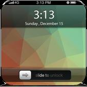 Delux Cube ScreenLock icon