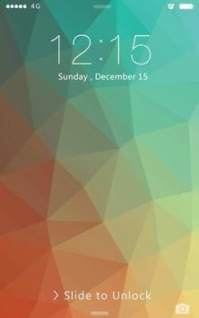 Delux Cube ScreenLock apk screenshot