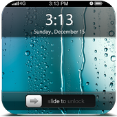 Delux Glass ScreenLock icon