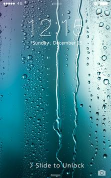 Delux Glass ScreenLock apk screenshot