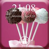 Screen Lock Food Wallpaper icon