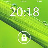 Screen Lock Green icon